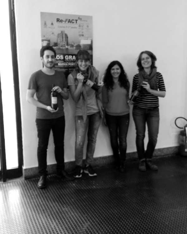 Dario Tripponcini, Allegra Santini, Adriana Paula Panturu, Helene Rouppert